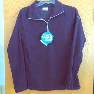 Colombia long sleeve fleece sweatshirt